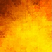 Abstract geometric background - raster version