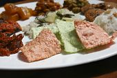 pic of pongal  - Different kind of dishes served in pongal festival - JPG