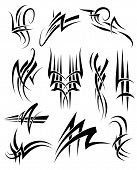 pic of cult  - A group of Tribal Tattoo - JPG