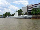 Pittsburgh Submarine
