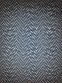 Chevron Blue Lines