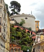 City Of Nice - Architecture Of Castle Hill