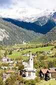Filisur, canton Graubunden, Switzerland
