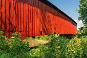 Rural Covered Bridge