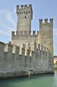 The Castle Of Sirmione