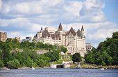 Fairmont Chateau Laurier in Ottawa