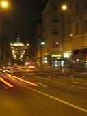 Citynight Blurred