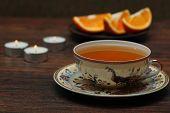Tea With An Orange