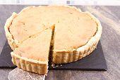 Bakewell pie