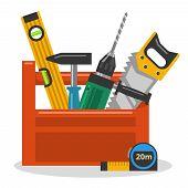 foto of hammer drill  - Drill - JPG