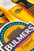 Beermats From Bulmers Cider