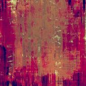 Abstract distressed grunge background. With different color patterns: red (orange); yellow (beige); brown; purple (violet); pink