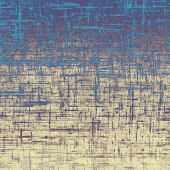 Grunge texture, may be used as background. With different color patterns: yellow (beige); blue; purple (violet)