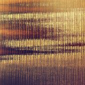 Grunge aging texture, art background. With different color patterns: yellow (beige); brown; gray; purple (violet)