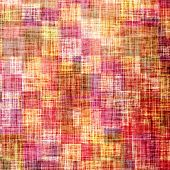 Art grunge vintage textured background. With different color patterns: red (orange); yellow (beige); brown; purple (violet); pink