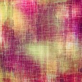 Grunge retro texture, elegant old-style background. With different color patterns: yellow (beige); brown; green; purple (violet); pink