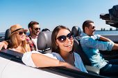 stock photo of road trip  - Traveling with fun - JPG