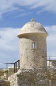 The Maniace Castle In Syracuse Ortigia, Sicily, Italy.