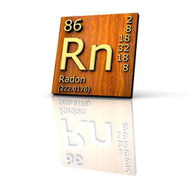 image of rn  - Radon form Periodic Table of Elements  - JPG