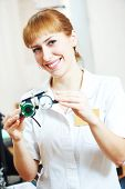 stock photo of ophthalmology  - Ophthalmology - JPG
