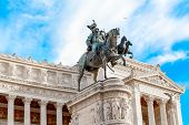 stock photo of emanuele  - Rome - JPG