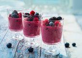 foto of blackberries  - Delicious blackberry - JPG