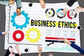 picture of honesty  - Business Ethnics Awareness Honesty Legal Concept - JPG