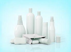 pic of packages  - Blank packaging  - JPG