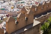 The Alcazaba Of Almeria