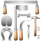 Icon set - tools