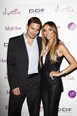 LOS ANGELES, CA - MAR 3: Bill Rancic and wife Giuliana Rancic at the launch party for 'FabFitFun' ho