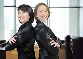 young women-businessteam - there are more photos of this group - please look in my portfolio