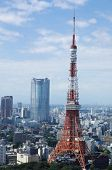 Tokyo tower and Roppongi-hills