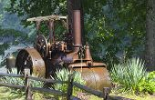 Antique Steam Roller