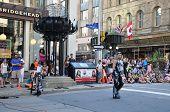Busker Festival in Ottawa, Canada