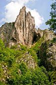 Turda Gorges, Cape Needle