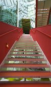 Red Stairs