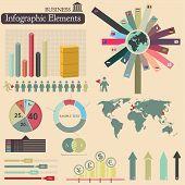 Infographics. Buisiness