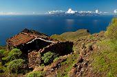 View to Gomera