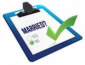 Status casado pergunta sim ou não