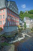 Monschau,Eifel Region,Germany