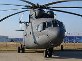 Heavy Helicopter Mi-26