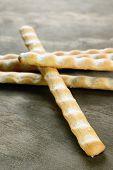 Grissini, Italian Bread sticks, Selective Focus