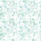 Simulating Watercolor Brush Strokes On White Paper - Vector Seamless Pattern