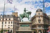 Orleans Statue Jeanne D'arc, France
