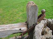 Gate Post