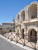Amphitheater,Arles,Provence,South of France