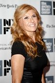 NEW YORK- OCT 8: Actress Connie Britton attends the premiere of