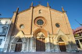 Asti, San Secondo Church