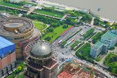 Huangpu Bird Eye View